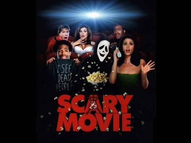 £1 Cinema Club: 'Scary Movie' + Halloween ball