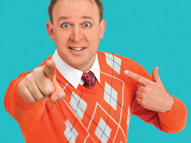 The Tim Vine Chat Show