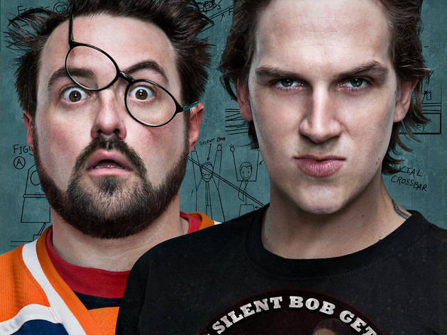 Jay and Silent Bob Get Old