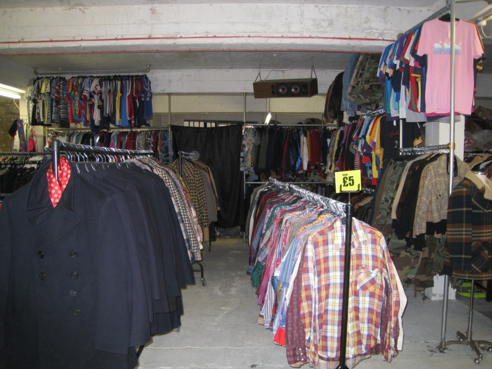 Fill A Bag Jumble Sale At The East End Thrift Store In