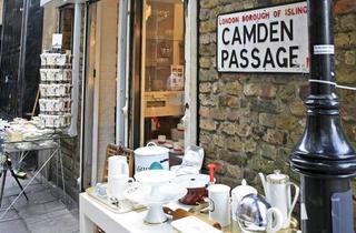 Camden Passage/Pierrepont Arcade