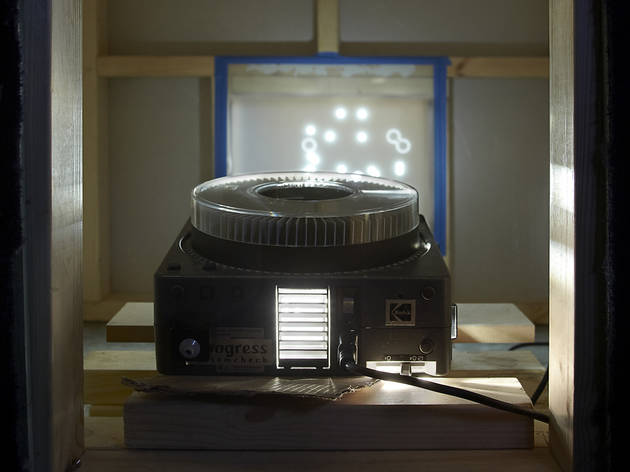 Artangel. Ryan Gander, Locked Room Scenario, 2011 (2).jpg