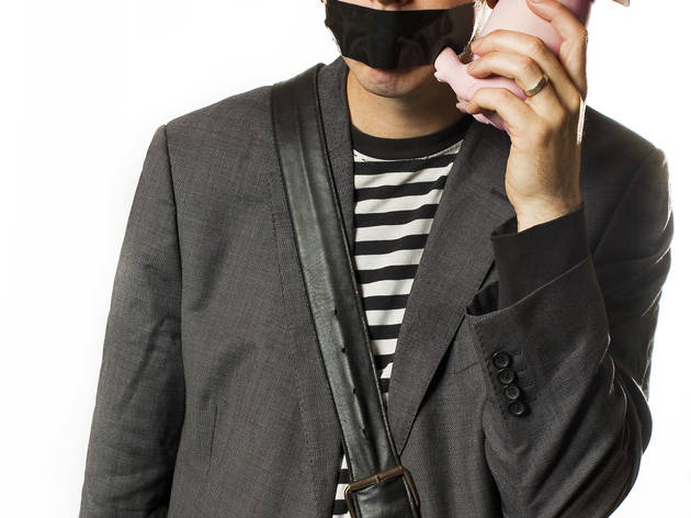 The Boy with Tape on His Face – 2011 Show