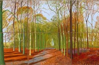 David Hockney RA: A Bigger Picture