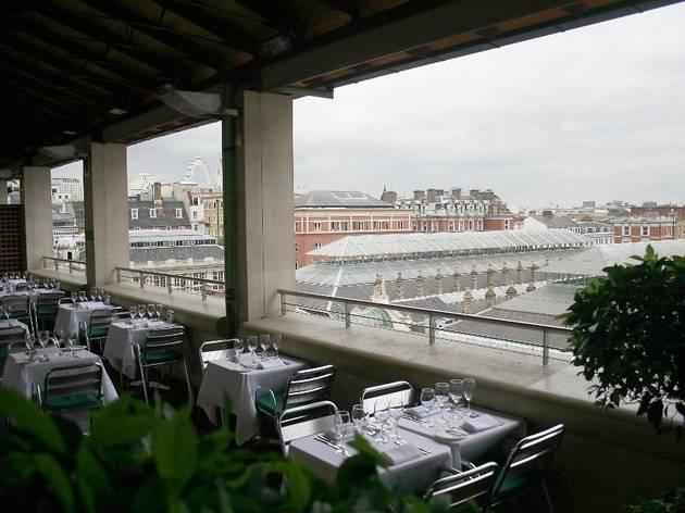 Amphitheatre Restaurant