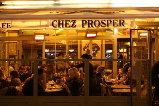 Chez prosper 7 avenue du tr ne 11e bars time out paris - Restaurant porte maillot chez georges ...