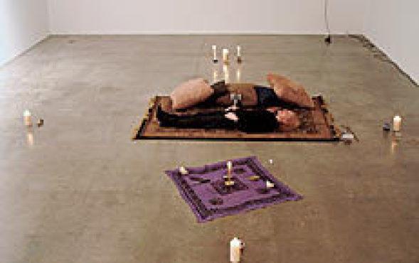 """Gianni Motti, """"Spirit of John Lennon""""   Art   reviews ..."""