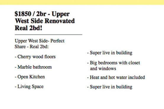 craigslist apartment ads tested house home reviews guides