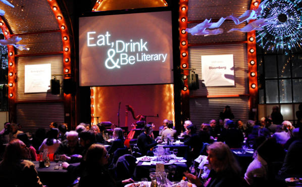 Eat, Drink and Be Literary
