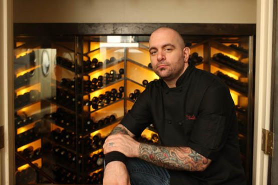Chef Chris Santos of Beauty & Essex
