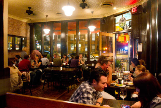 Tavern And Grocery >> Best New Neighborhood Joint: Thistle Hill Tavern | Brooklyn, Central Brooklyn, Prospect Heights ...