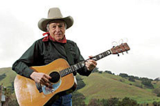 PLAY 'EM COWBOY Elliott has spent five decades wrangling American songs.