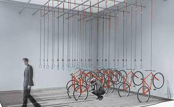 Quot Indoor Bike Parking Solutions For Nyc Quot Things To Do