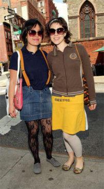 Ann Yee and Layla Khoury-Hanold