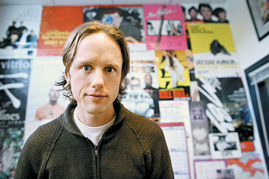 SEATTLE SLEW John Richards of KEXP brings an avalanche of new music to the New York radio market.