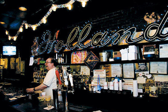 Holland Bar