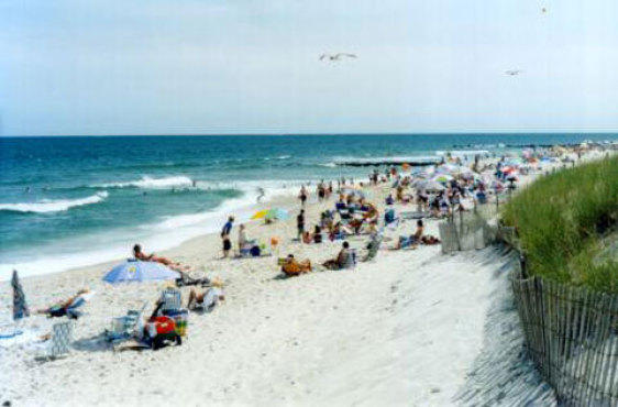You Don T Need To Drive Hours Up The Coast For Barrier Island Beaches And Cozy Summer Seclusion