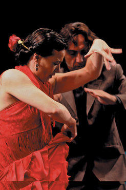 OLE, SOLE Flamenco star Soledad Barrio stars in El Mar