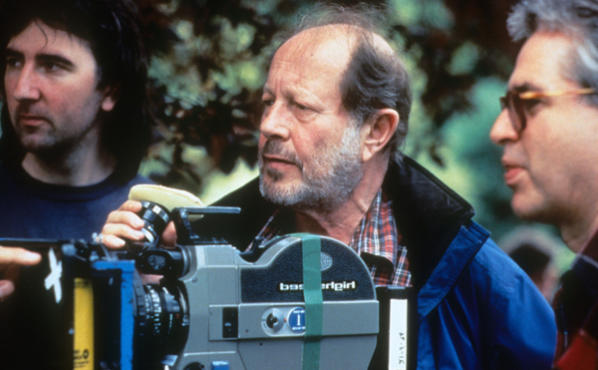 <p>OUTER LIMITS, INNER SPACE Roeg focuses his camera and prepares to go deep.</p>