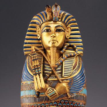 King Tutankhamun Body