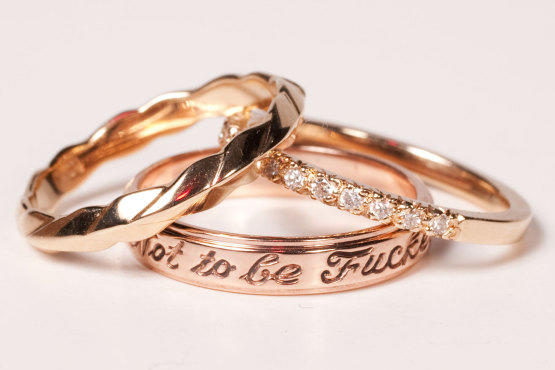 hipster engagement rings - photo #22