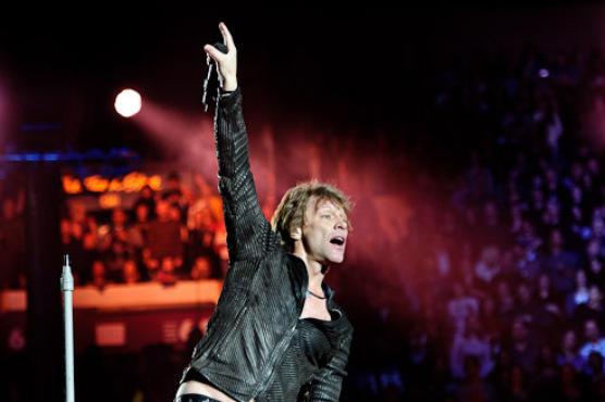 Live Photos Bon Jovi At Madison Square Garden Music Blogs The Volume Blog Reviews Guides