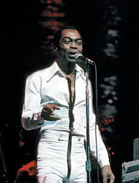 Fela Anikulapo Kuti at the Apollo, 1989