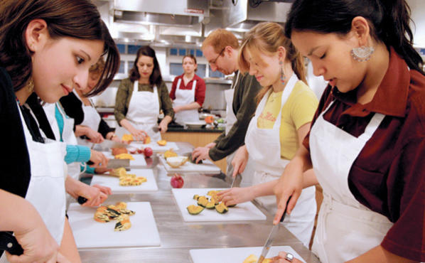 Culinary Classes Nyc