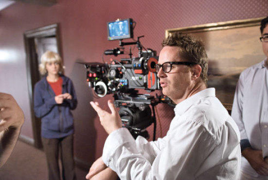 Nicolas Winding Refn, director of Drive