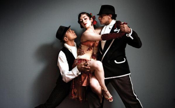 Dances of Vice