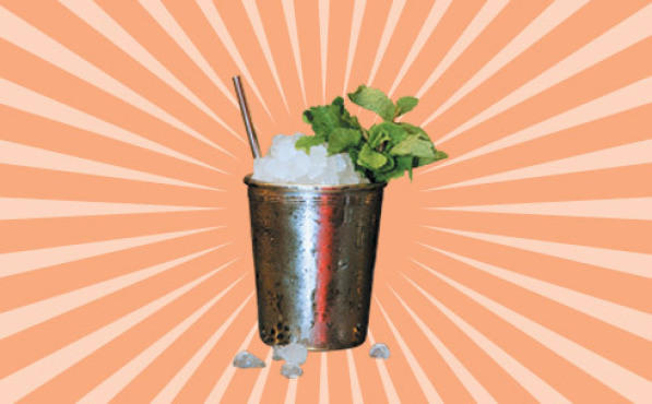 Little Branch's mint Julep