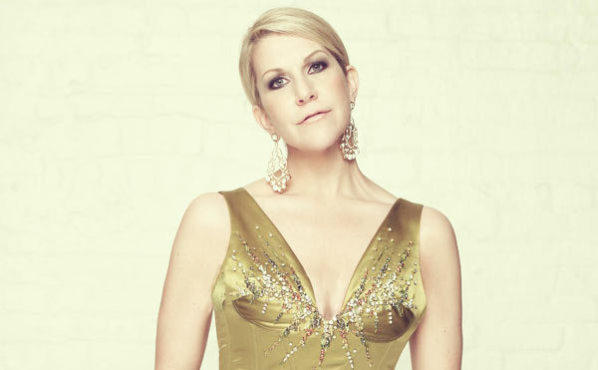 DOWN-TO-EARTH DIVA Joyce DiDonato has kept fans abreast of her rapid ascent with a popular blog.