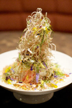 Singapore Slaw from Shang