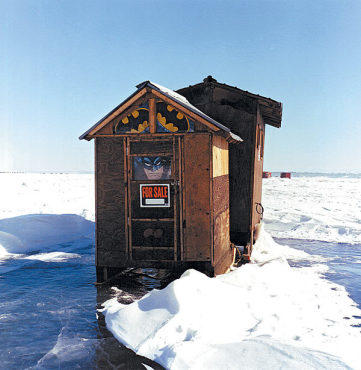 Ice fishing trips new york for Ice fishing ny