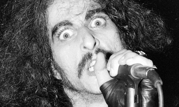 Pentagram's Bobby Liebling in Last Days Here