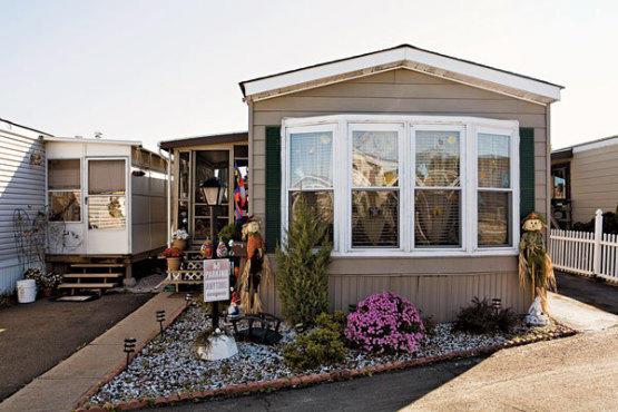 The Schaeffers' home