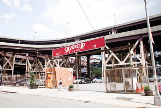 Silvercup Studios In New York City