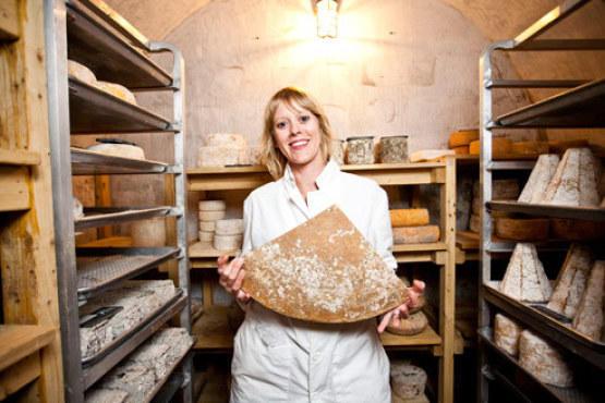 Liz Thorpe of Murray's Cheese