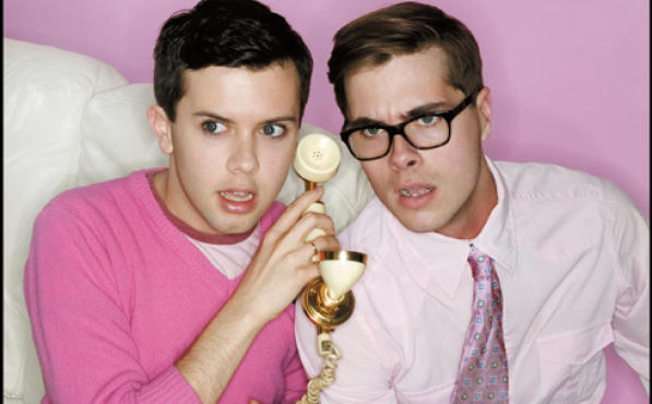 Gay boys on web cam