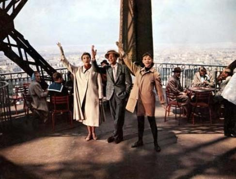 Squash your rainy-day blues at tonight's screening of Funny Face.