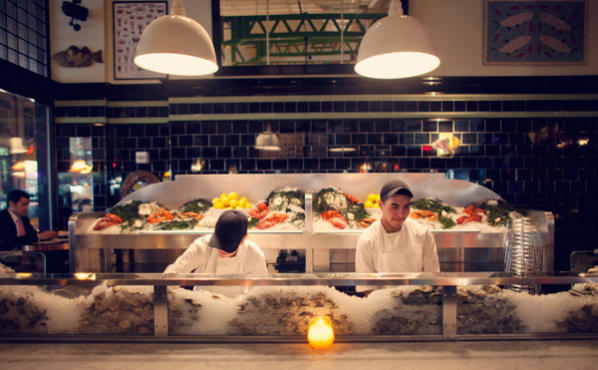 Three great seafood restaurants | Food & Drink | reviews, guides, things to do, film - Time Out ...
