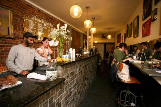 Best Coffeeshops For Doing Work Restaurants Business