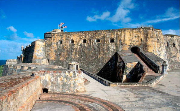 Old San Juan's Castillo San Felipe del Morro