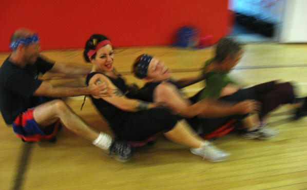 Punk Rope at Greenpoint YMCA