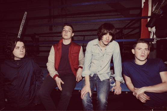 <p>Arctic Monkeys</p>