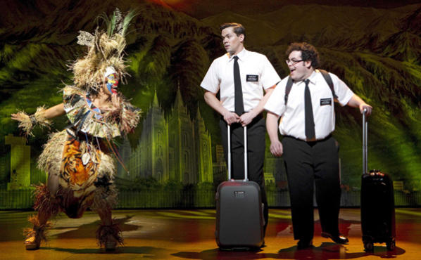 Book of Mormon listing