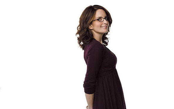 Tina Fey Glasses Snl