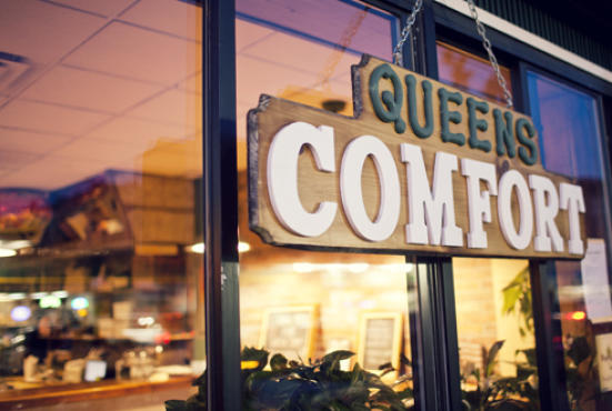 Queens comfort  th ave restaurants time