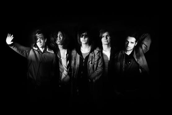 THE SHADOWS KNOW The Strokes face the glare of the limelight with a subtle yet satisfying fourth LP.