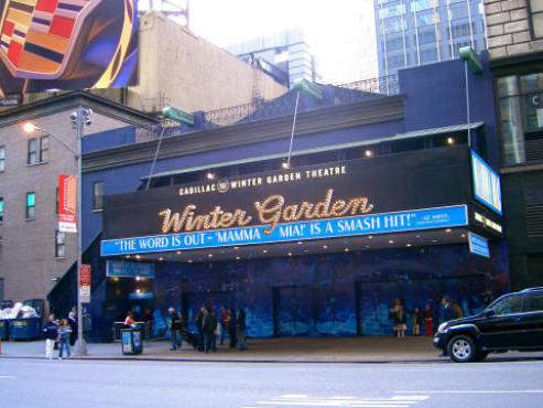 Winter Garden Theater (Manhattan) Image